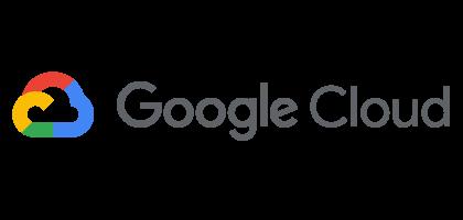 Google Cloud logo - Partner